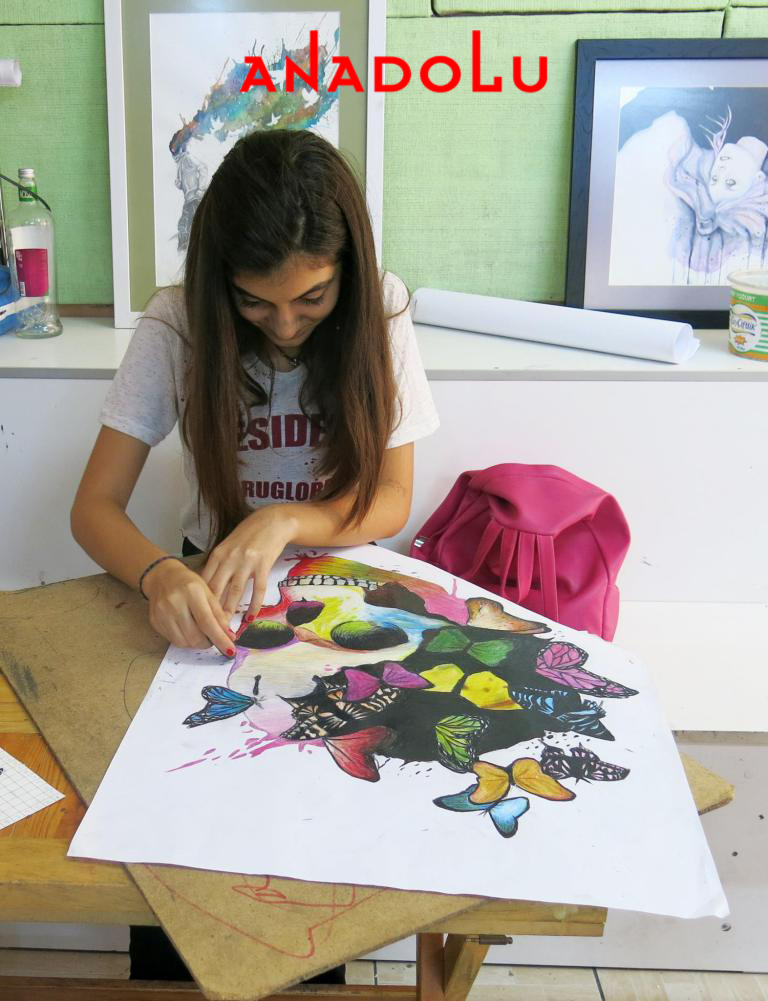 Pastel Boya Dersleri Hobi Grupları Ankara