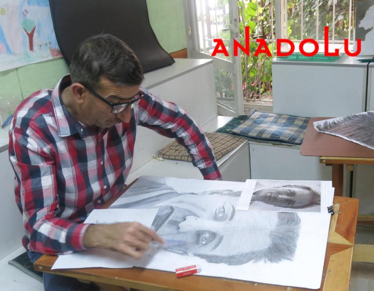 Hobi Karakalem Çizim Dersleri Ankara