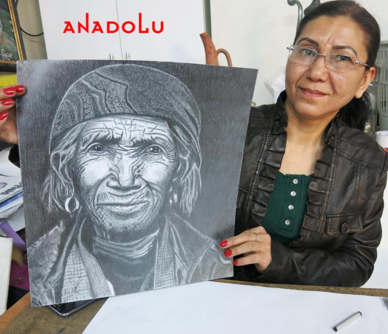 Hobi Karakalem Çizimi Ankara