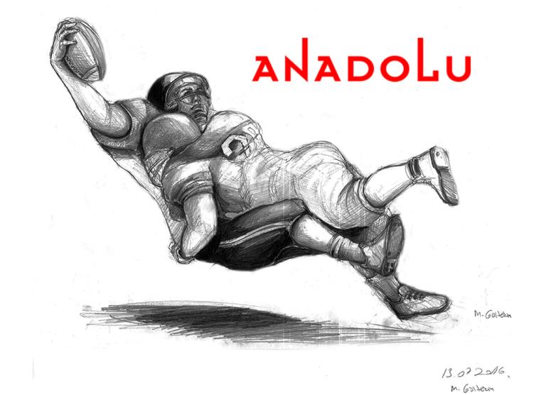 Karakalem Amerikan Futbolu Oynayanlar Ankara