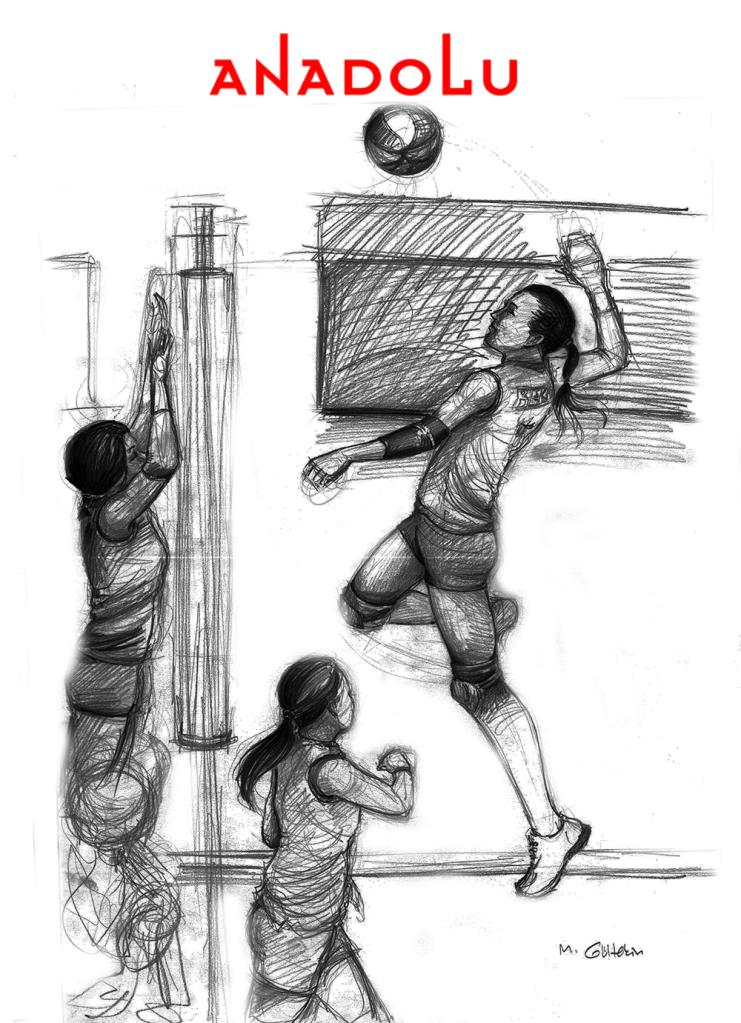 İmgesel Spor Çalışması Yapanlar Ankara