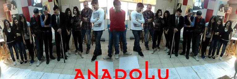 Karakalem Eğitim Alan Öğrenciler Ankara