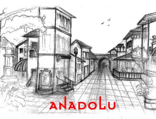 Ankaradaki Karakalem Çalışmalarında Oluşan Bir Galerimiz
