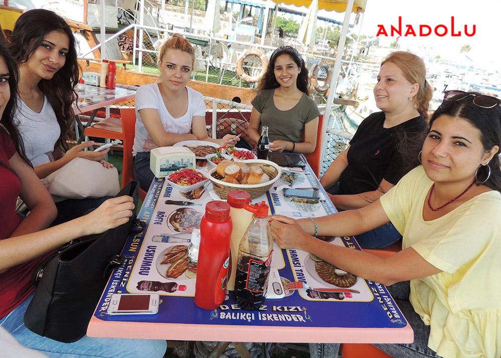 Ankarada Güzel Sanatlar Sınavı Sonrası