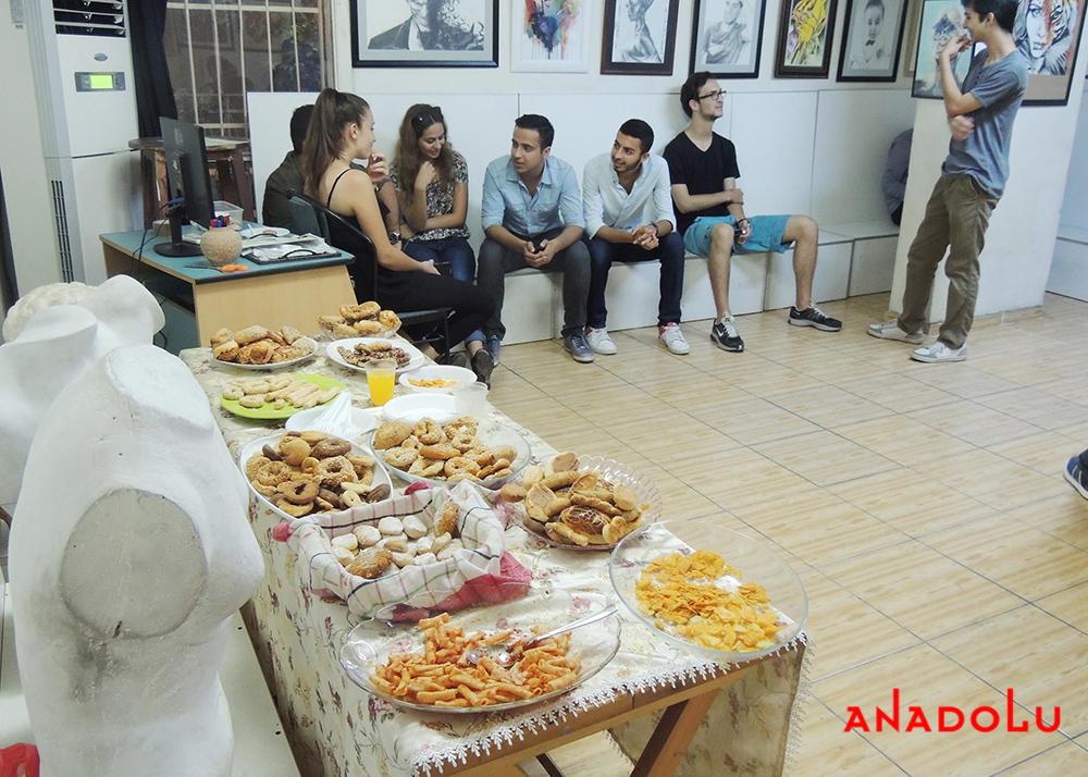 Ankarada güzel sanatlara hazırlık dersleri
