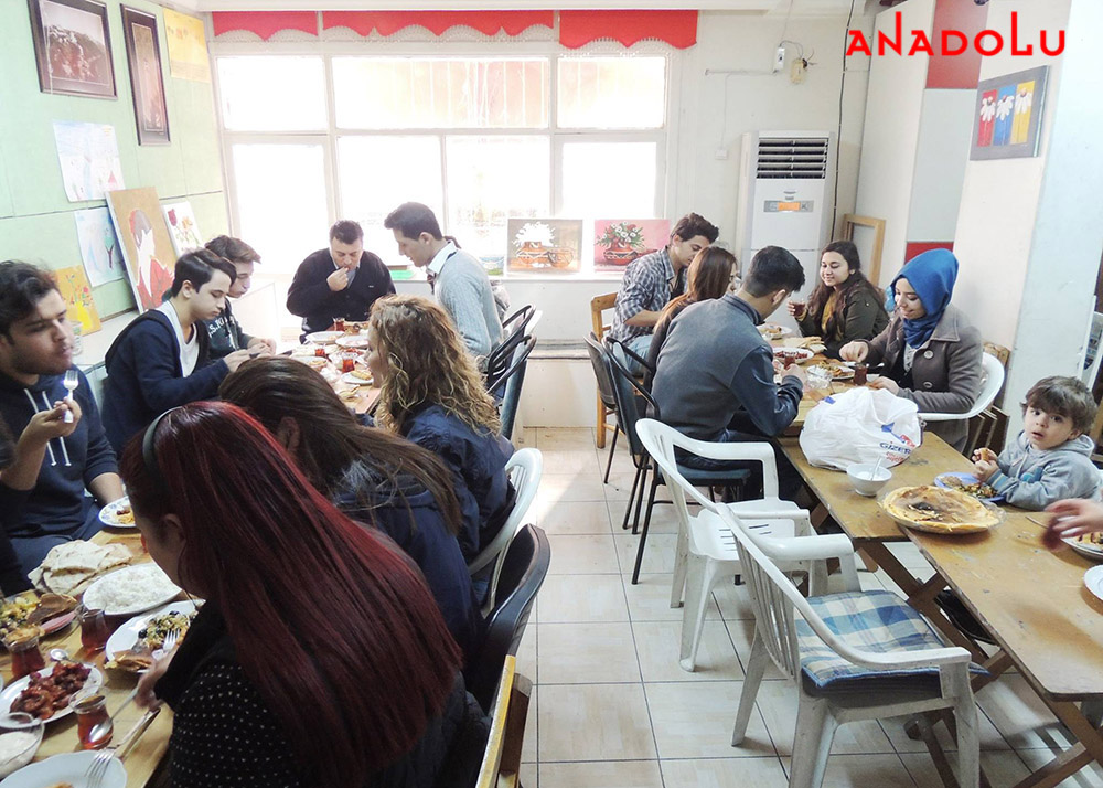 Ankarada resim kursu etkinlikleri