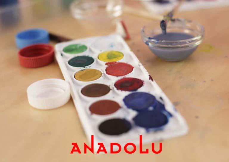 Sulu Boya Malzemeleri Ankara