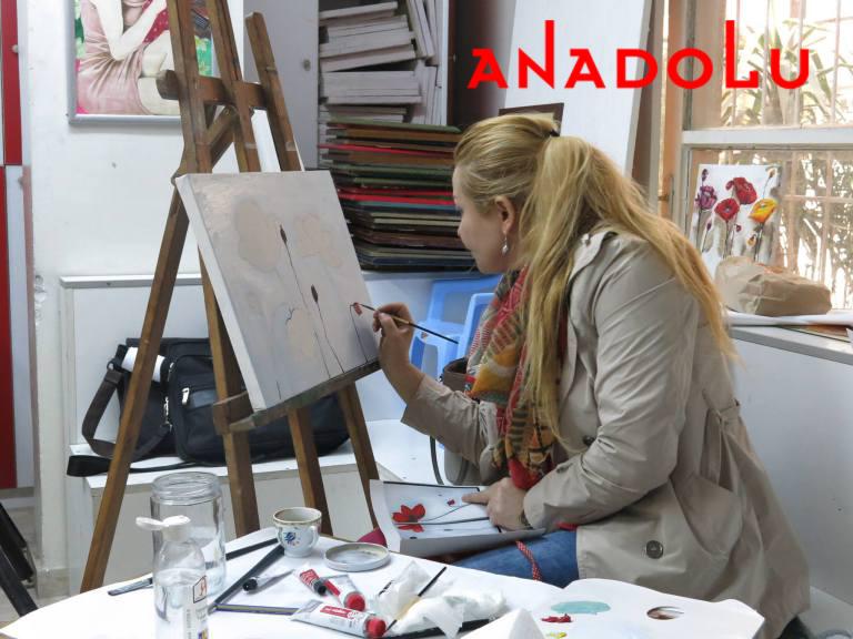 Yağlı Boya Resim Atölyeleri Ankara