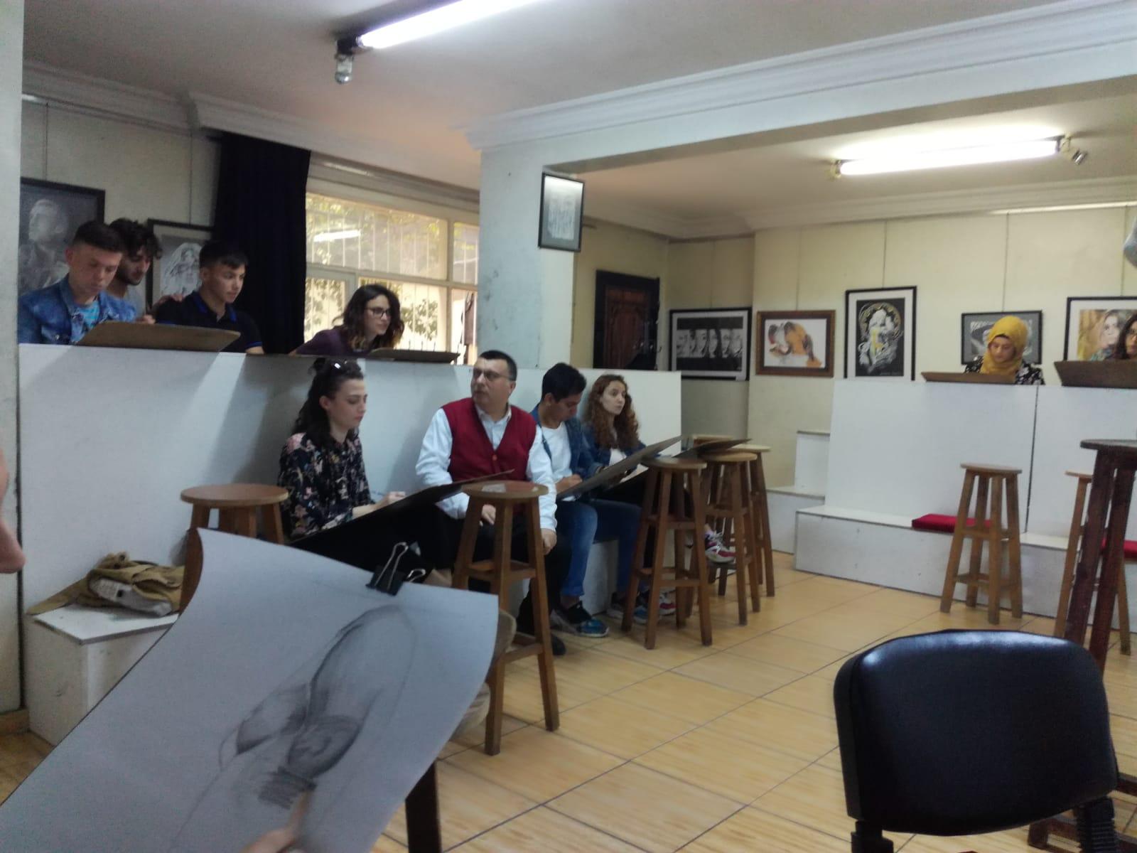 Ankarada Ücretsiz resim Kursları