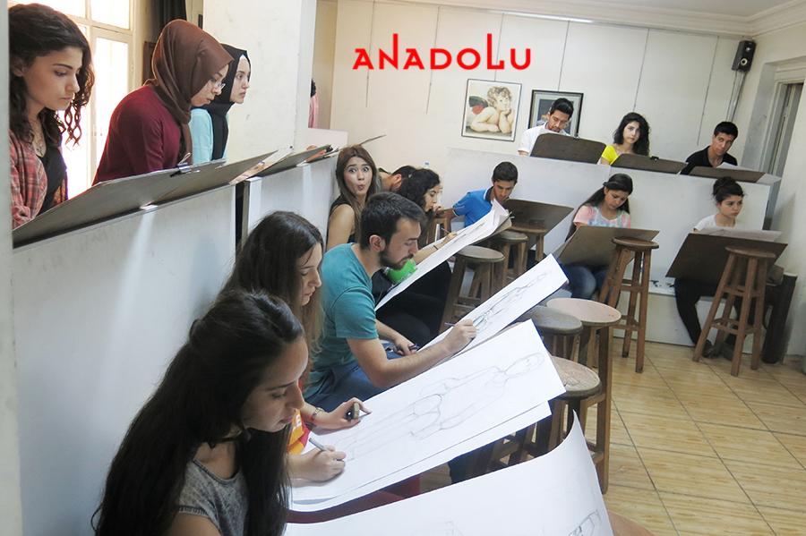 Anadolu Güzel Sanatlar Eğitim Kurumları Ankara