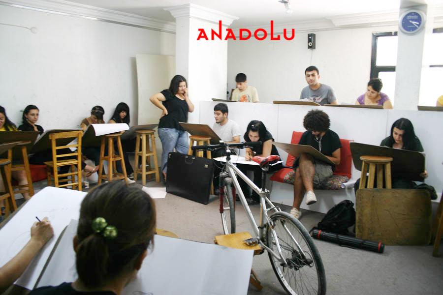 Ankarada Anadolu Güzel Sanatlar Eğitim Kurumları