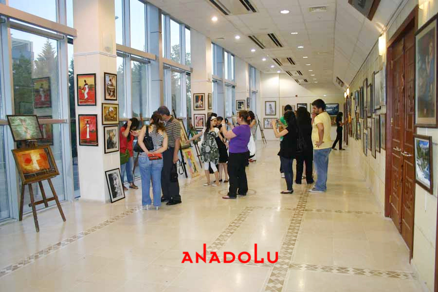 Anadolu Guzel Sanatlar Egitim Kurumlari Ankara