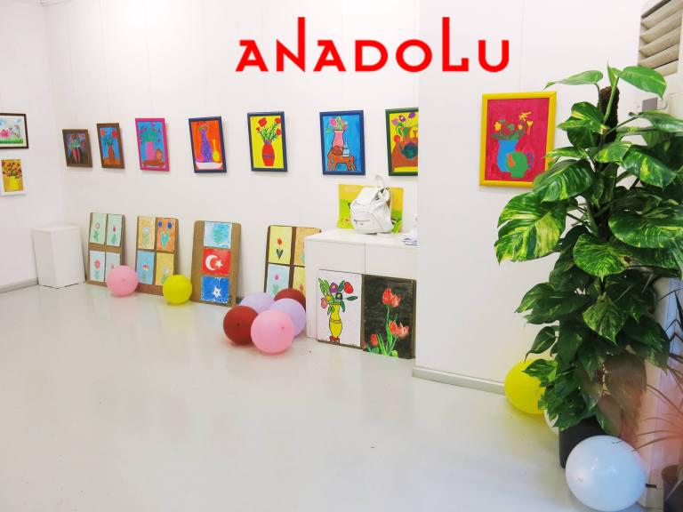 Çocuklar İçin Sanat Eğitimleri Ankara