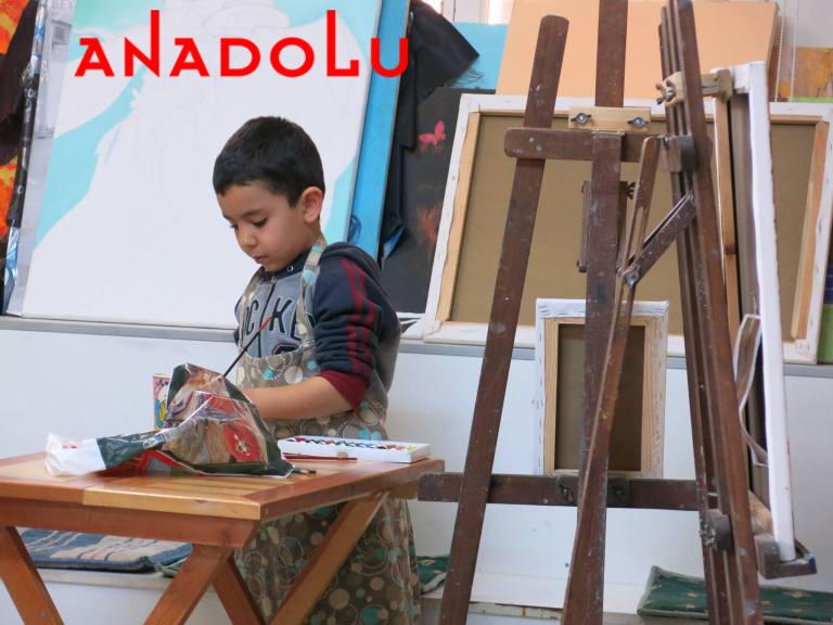 Çocuklar İçin Sanat Atölyeleri Ankara