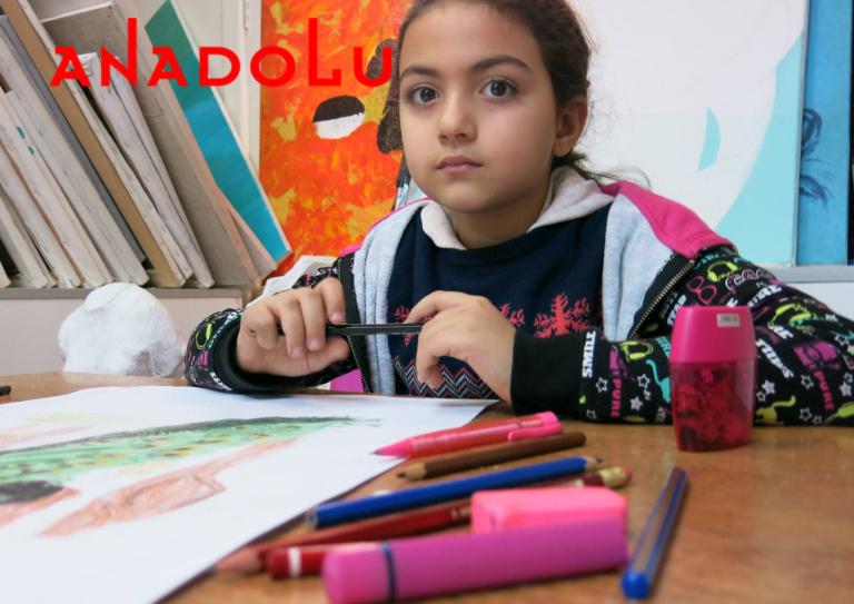 Çocuklar İçin Sanatsal Atölye Çalışmaları Ankara