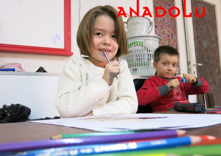 Çocuklar İçin Resim Eğitimleri Ankara