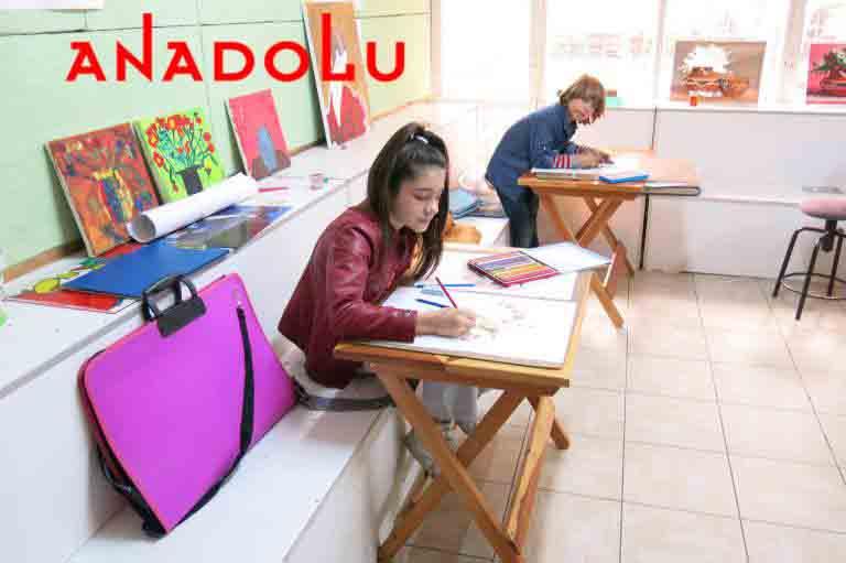 Çocuklar İçin Yaratıcılıklarını Arttıran Atölyeler Ankara