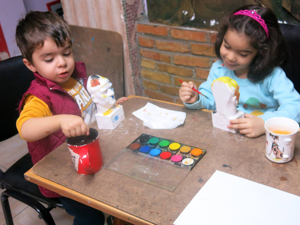 Ankara Çocuk Sanat Dersleri