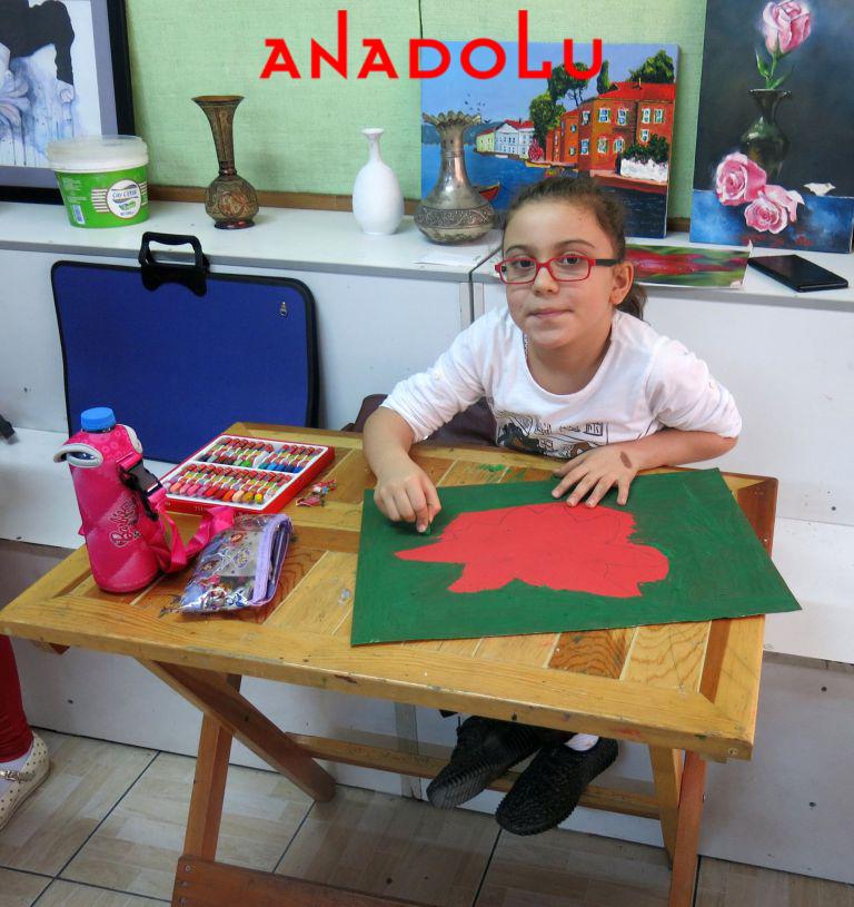 Ankarada Çocuklara Yönelik Özel Resim Atölyeleri