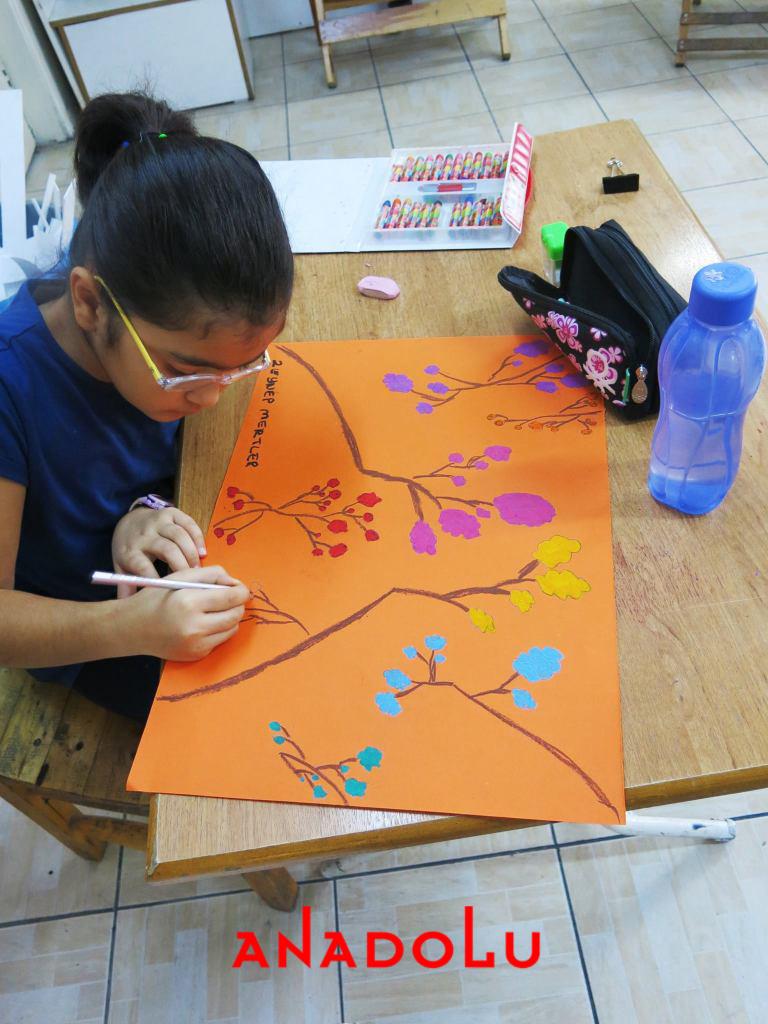 Ankarada Çocuklara Yönelik Resim Eğitimleri