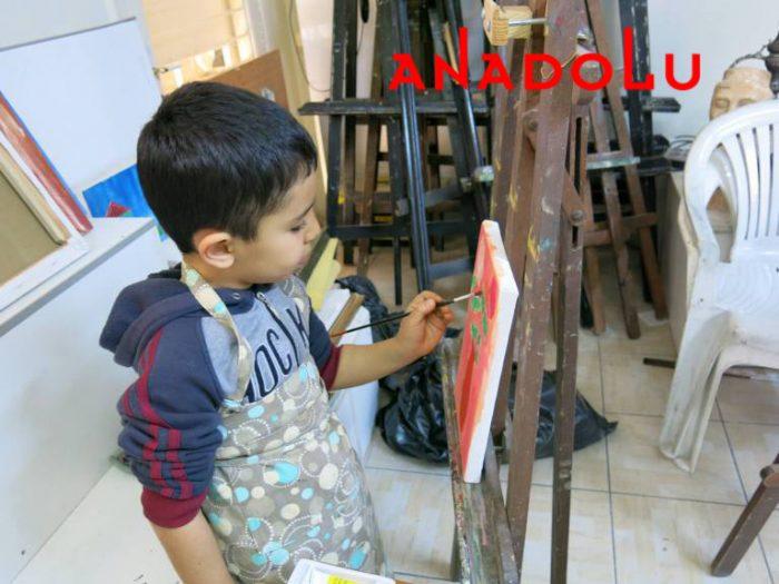 Çocuklara Yönelik Sanat Dersleri Ankara