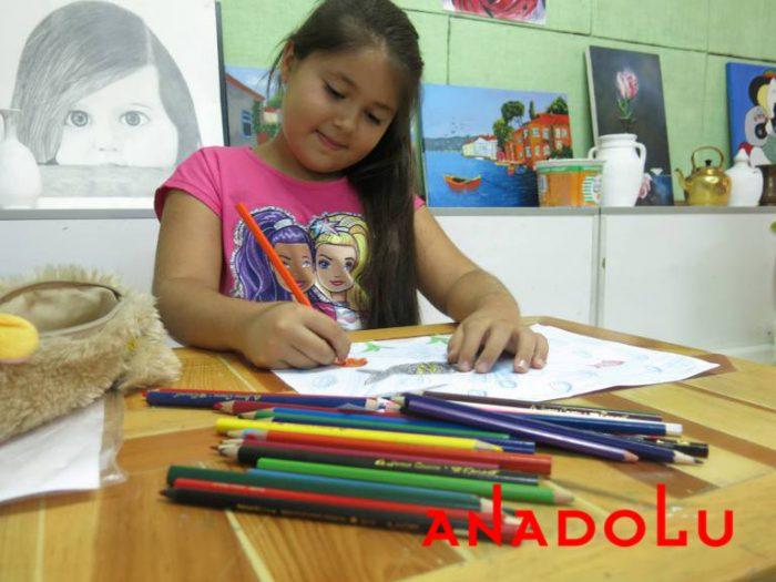 Ankarada Çocuklar İçin Resim Eğitimleri