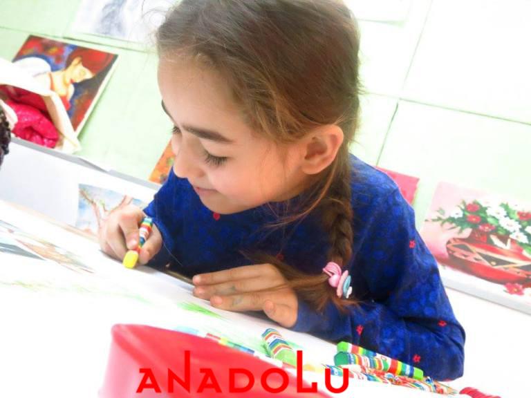 Ankarada Çocuklar İçin Güzel Çizim Eğitimleri