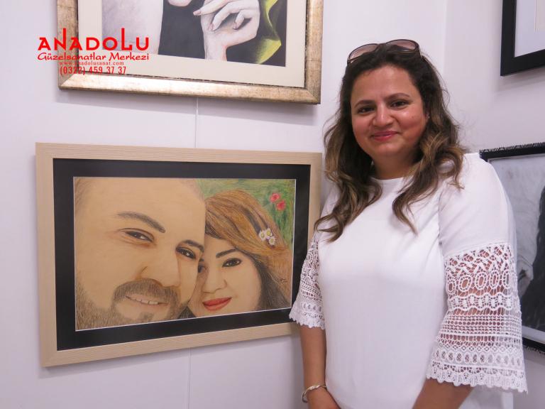 Hobi Sergisi Kurukalem Çalışması Ankara