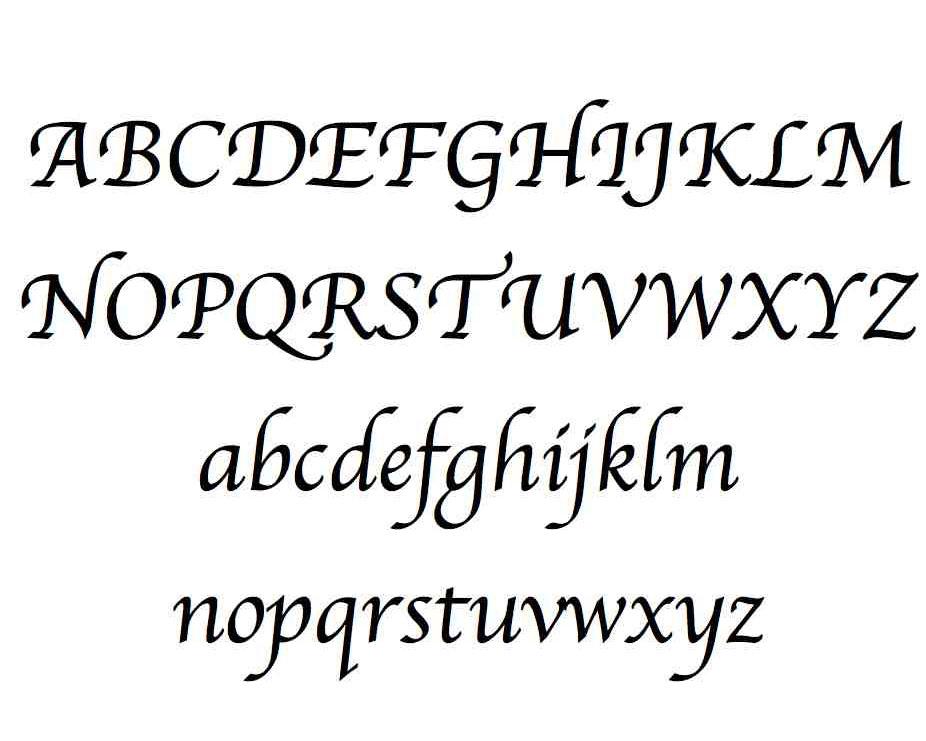 Kaligrafi Örnekleri Ankara
