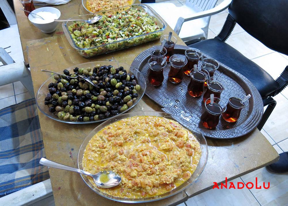 Ankarada Anadolu Sanat Yemek Etkinliği