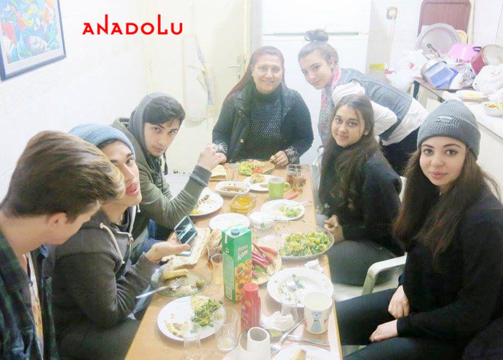 Ankarada sanat dersleri