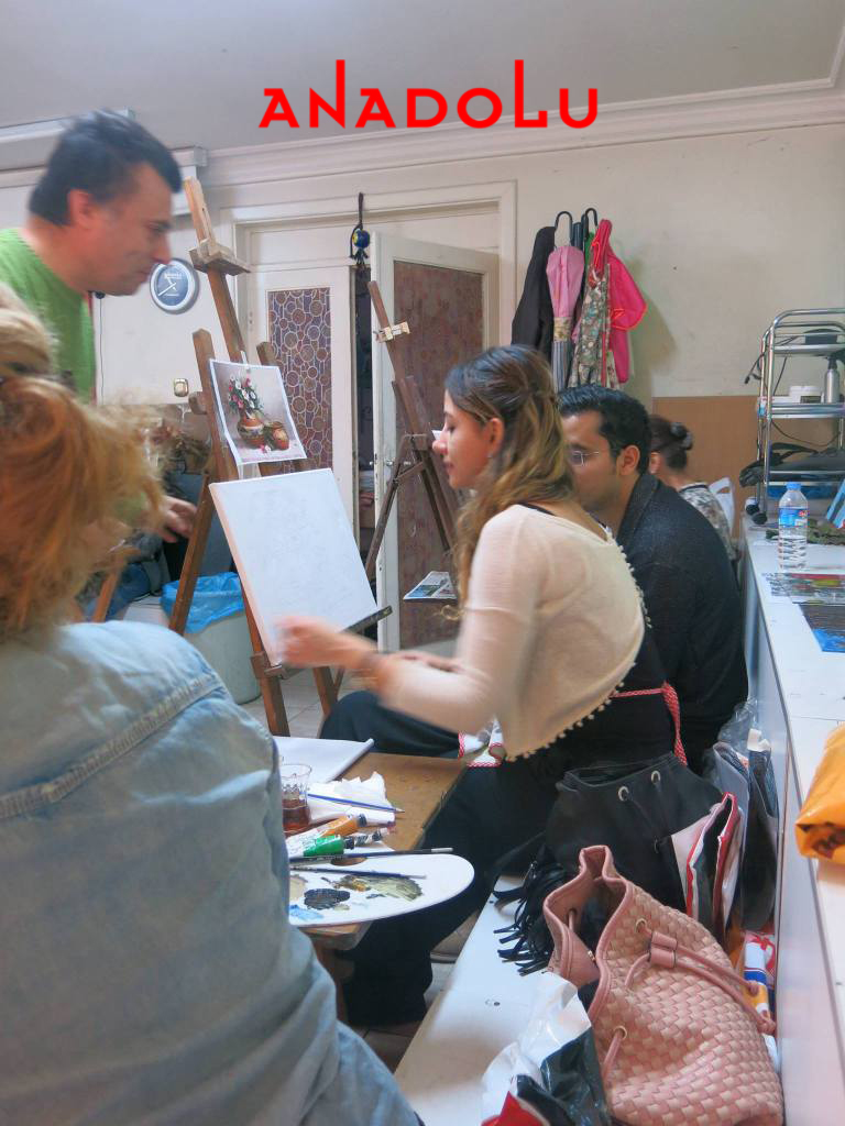 Yağlı Boya Sanat Atölyeleri Ankara