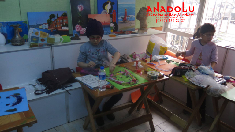 Çocuklar İçin Yetenek Kursları Ankara