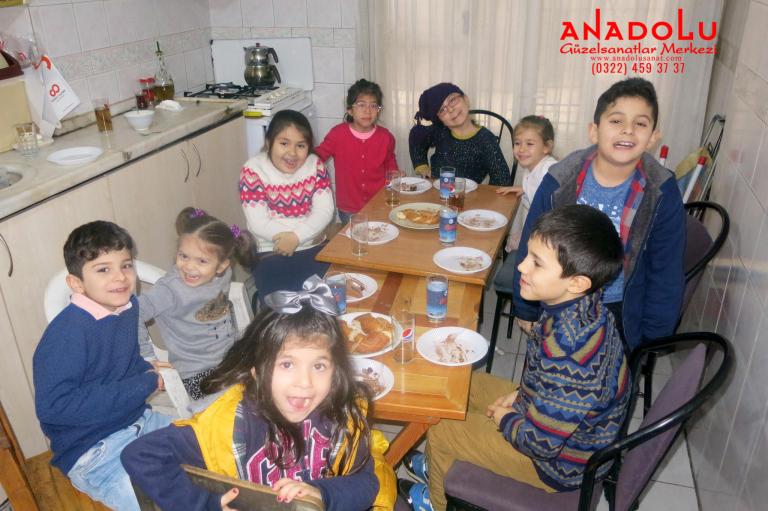 Çocuklara Yönelik Bilim Sanat Etkinlikleri Ankara
